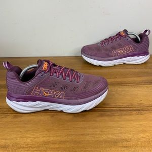Hoka One One Bondi 6 Womens Running Shoe Size 9.5